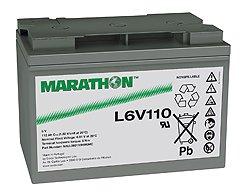 Industriebatterie Marathon L 6V/112 Ah(C10)