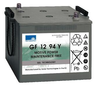 SONNENSCHEIN dryfit Batterie 12V/90Ah(C5)