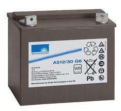 SONNENSCHEIN dryfit Batterie 12V/30Ah(C20)