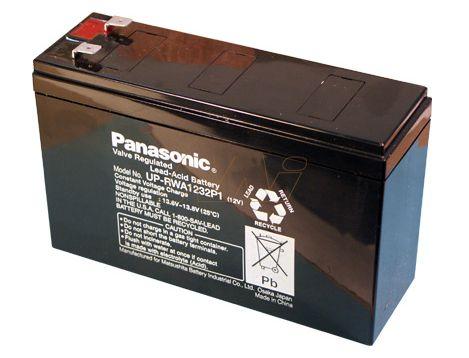 Panasonic Batterie 12V/32W/2V