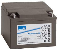 SONNENSCHEIN dryfit Batterie 12V/25Ah(C20)