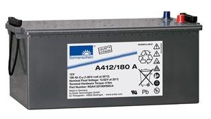 SONNENSCHEIN dryfit Batterie 12V/180Ah(C10)