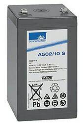 SONNENSCHEIN dryfit Batterie 2V/10Ah