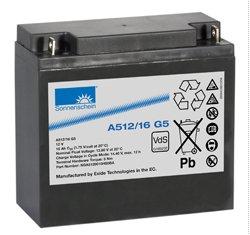 SONNENSCHEIN dryfit Batterie 12V/16Ah