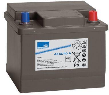 SONNENSCHEIN dryfit Batterie 12V/40Ah(C20)