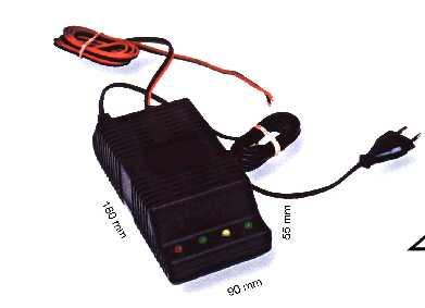 G1-312-5  Gehäuse-Ladegerät