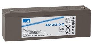 SONNENSCHEIN dryfit Batterie 12V/2Ah