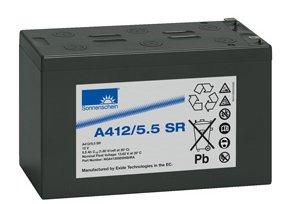 SONNENSCHEIN dryfit Batterie12V/5,5Ah(C10)