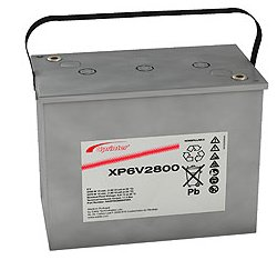 Sprinter XP Batterie 6V/195 Ah(C10)