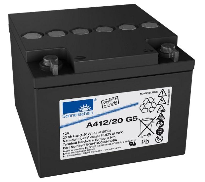 SONNENSCHEIN dryfit Batterie 12V/20Ah(C10)