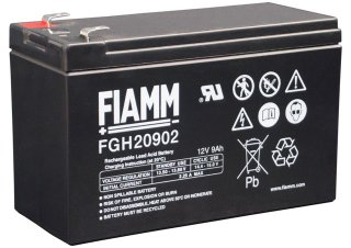 FIAMM verschlossene Bleibatterie 12V/9 Ah*