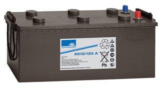 SONNENSCHEIN dryfit Batterie 12V/120Ah(C20)
