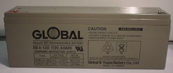 Verschlossene Bleibatterie 12V/4 Ah