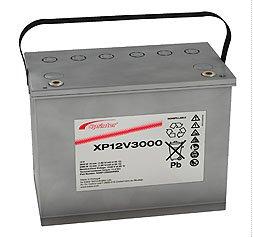 Sprinter XP Batterie 12V/92,8 Ah(C10)