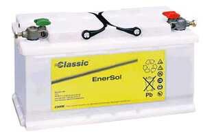 EXIDE EnerSol Batterie 12V/66Ah(C120)