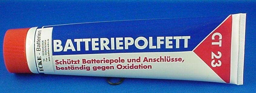 Batteriepol-Fett 100g-Tube