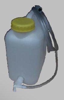 Aquamatikbehälter10 Liter