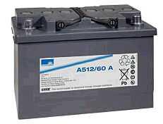 SONNENSCHEIN dryfit Batterie 12V/60Ah(C20)