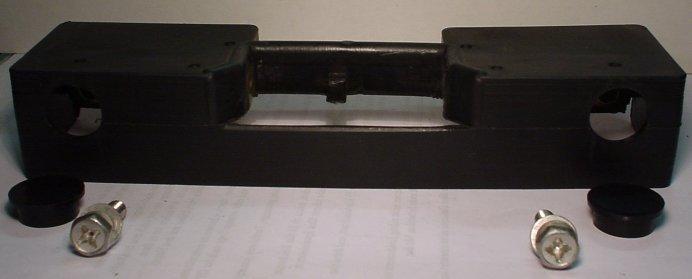 PowaKaddy Adapter für Batterieanschluß
