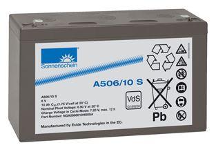 SONNENSCHEIN dryfit Batterie 6V/10Ah(C20)