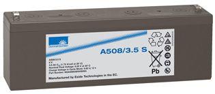SONNENSCHEIN dryfit Batterie 8V/3,5Ah(C20)