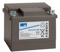 SONNENSCHEIN dryfit Batterie 12V/40 Ah(C20)