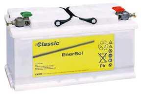 EXIDE EnerSol Batterie 12V/132 Ah(C120)