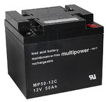 multipower Batterie MP50-12C 12V/50Ah