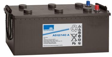 SONNENSCHEIN dryfit Batterie 12V/140Ah(C20)