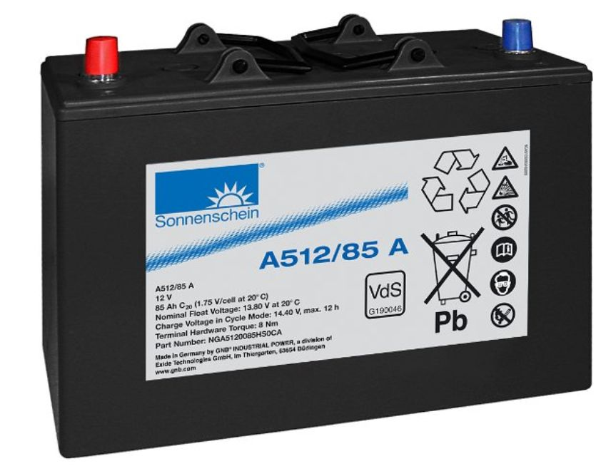 SONNENSCHEIN dryfit Batterie 12V/85Ah(C20)