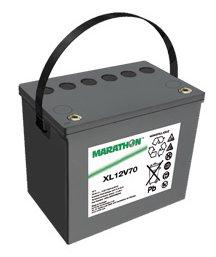Marathon XL Batterie 12V/66,6 Ah (C10)