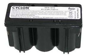 HAWKER Cyclon Monobloc 6V/2,5 Ah