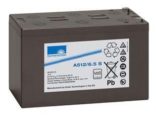 SONNENSCHEIN dryfit Batterie 12V/6,5Ah(C20)