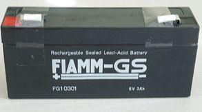 FIAMM  6V/3Ah(C20)