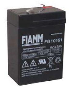 FIAMM 6V/4,5Ah(C20)