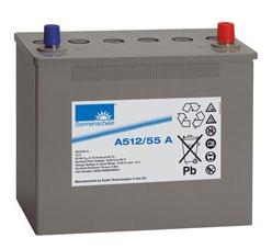 SONNENSCHEIN dryfit Batterie 12V/55 Ah(C20)