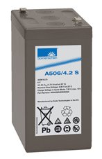 SONNENSCHEIN dryfit Batterie 6V/4,2 Ah