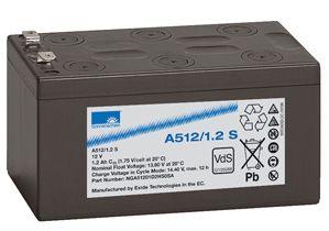 SONNENSCHEIN dryfit Batterie 12V/1,2Ah(C20)