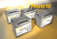 EXIDE powerfit S500