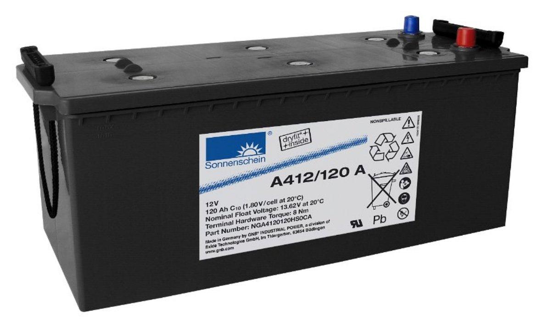 Staplerbatterie 12v